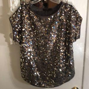 Sparkling blouse
